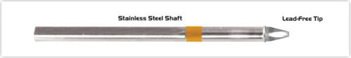 NEW Thermaltronics S75CH018 Metcal SSC-737A Soldering Tip Chisel 30° 1.78mm
