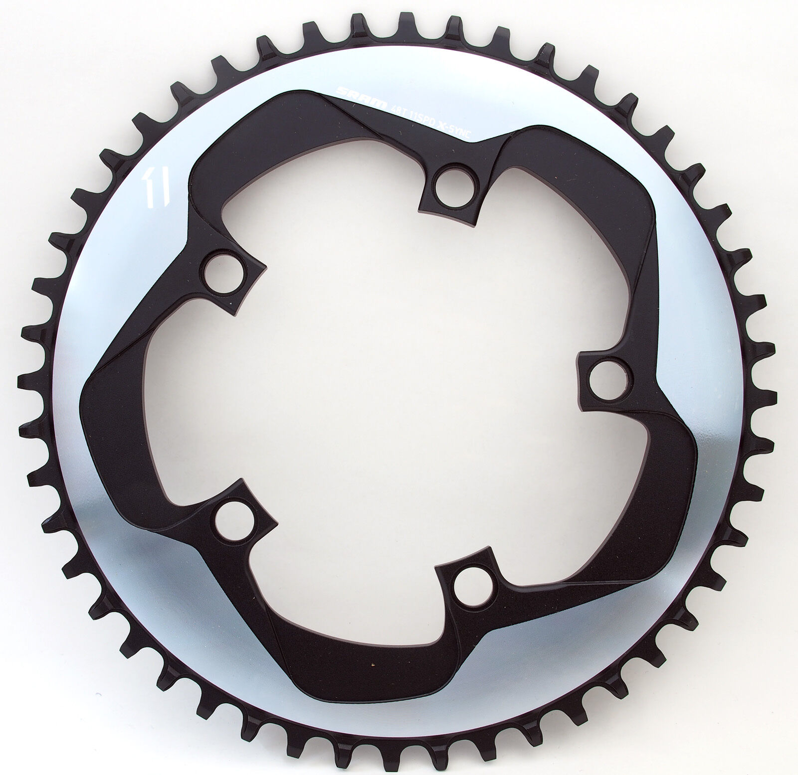 SRAM FORCE 1  CX1 CycleCross X-Sync Narrow Wide Chainring 48T 10 11 Spd BCD 110mm  simple and generous design