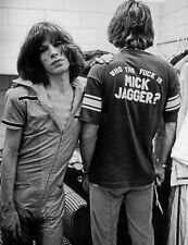 """Mick Jagger The Rolling Stones 14 x 11"""" Photo Print"""