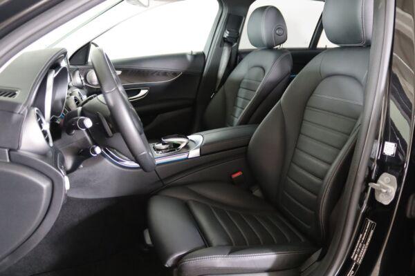 Mercedes C220 d 2,2 AMG Line stc. aut. 4Matic - billede 4