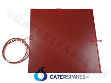 SILICONE FLEXIBLE RUBBER HEATING ELEMENT HEAT MATT PAD 450X450MM 425W 240V