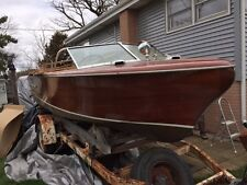 1955 18' Chris Craft