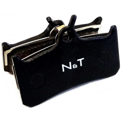 N/&T Shimano BR M755 M756 SRAM 9.0 Grimeca 8 Semi Metallic Disc Brake Pads