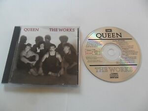 QUEEN-The-Works-CD-1984-JAPAN-Pressing