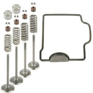 Cylinder-Head-Intake-Exhaust-Valve-Gasket-Kit-Fits-Honda-CRF250R-2004-2006