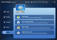 AOMEI Backupper Professional 4.0.2 - Disk Backup - Restore - Clone - Image