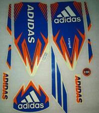 Cricket bat sticker Adidas Pellara 2017 Model.