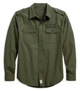 toile cintrée davidson Harley 18vm XL hommes 96166 Véritable hdmc en chemise 2x pour qA588Utw