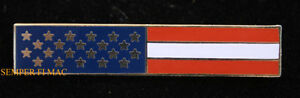 US-Flag-Uniform-Award-Bar-Pin-Up-Police-Sheriff-Fire-LAW-ENFORCEMENT-USA-GIFT