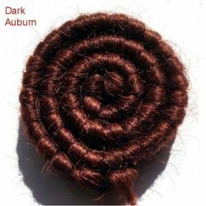 """Light Brown Twice As NIce Designs /""""Wool Wave/"""" Doll Hair 100/% Wool"""
