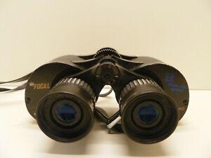 Vintage-FOCAL-8-x-to-17-X-40-Zoom-Binoculars-solid-steel-construction-Durable
