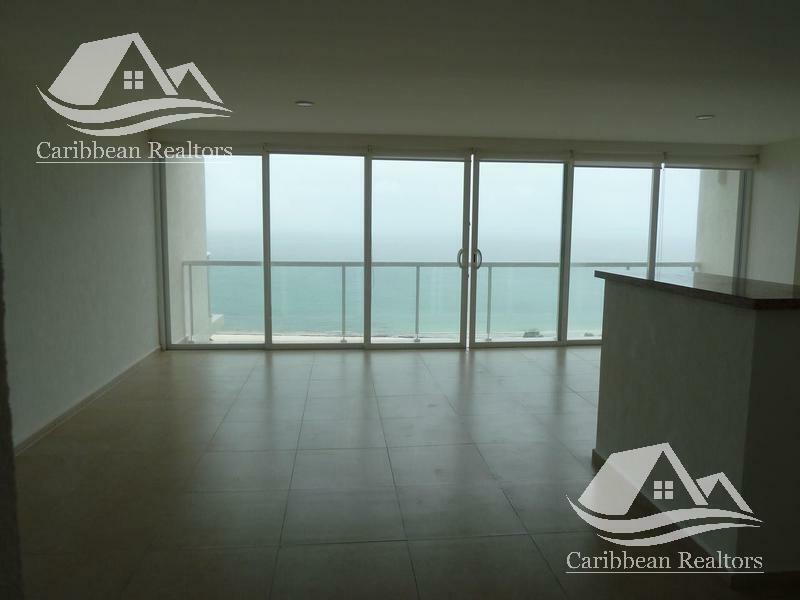 Departamento en venta en Cancún/Zona Hotelera/ Puerto Cancún/Amara