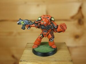 CLASSIC-METAL-ROGUE-TRADER-ERA-SPACE-MARINE-CAPTAIN-TERMINATOR-HONOURS-2437