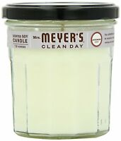 Mrs. Meyer`s Clean Day Soy Candle, Lavender, 7.2-ounce Glass Jars (pack Of 6) ,
