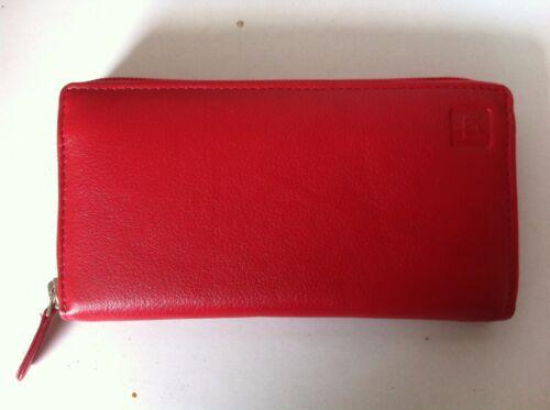 RFID Leather Purse *Many Colours* FLG431