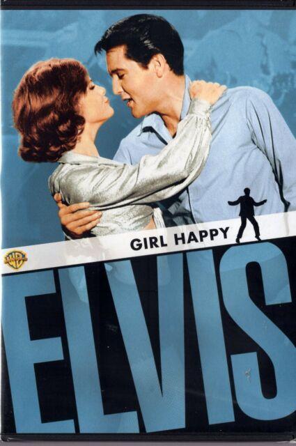 Girl Happy (DVD, 2007)  Elvis Presley   BRAND NEW