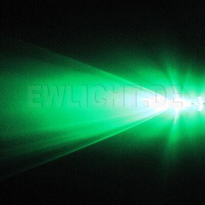 Widerstände 6V 9V 12V 14V 100 LEDs 5mm Weiß 18000-20000mcd LED Weiße Diode