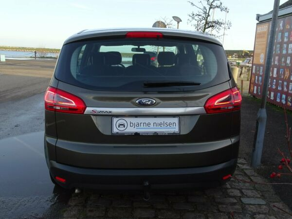 Ford S-MAX 2,0 TDCi 140 Trend 7prs - billede 4