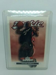 Dwyane-Wade-RC-2003-2004-Upper-Deck-MVP-Rookie-205-GEM-PSA10-Miami-Heat-G-HOF