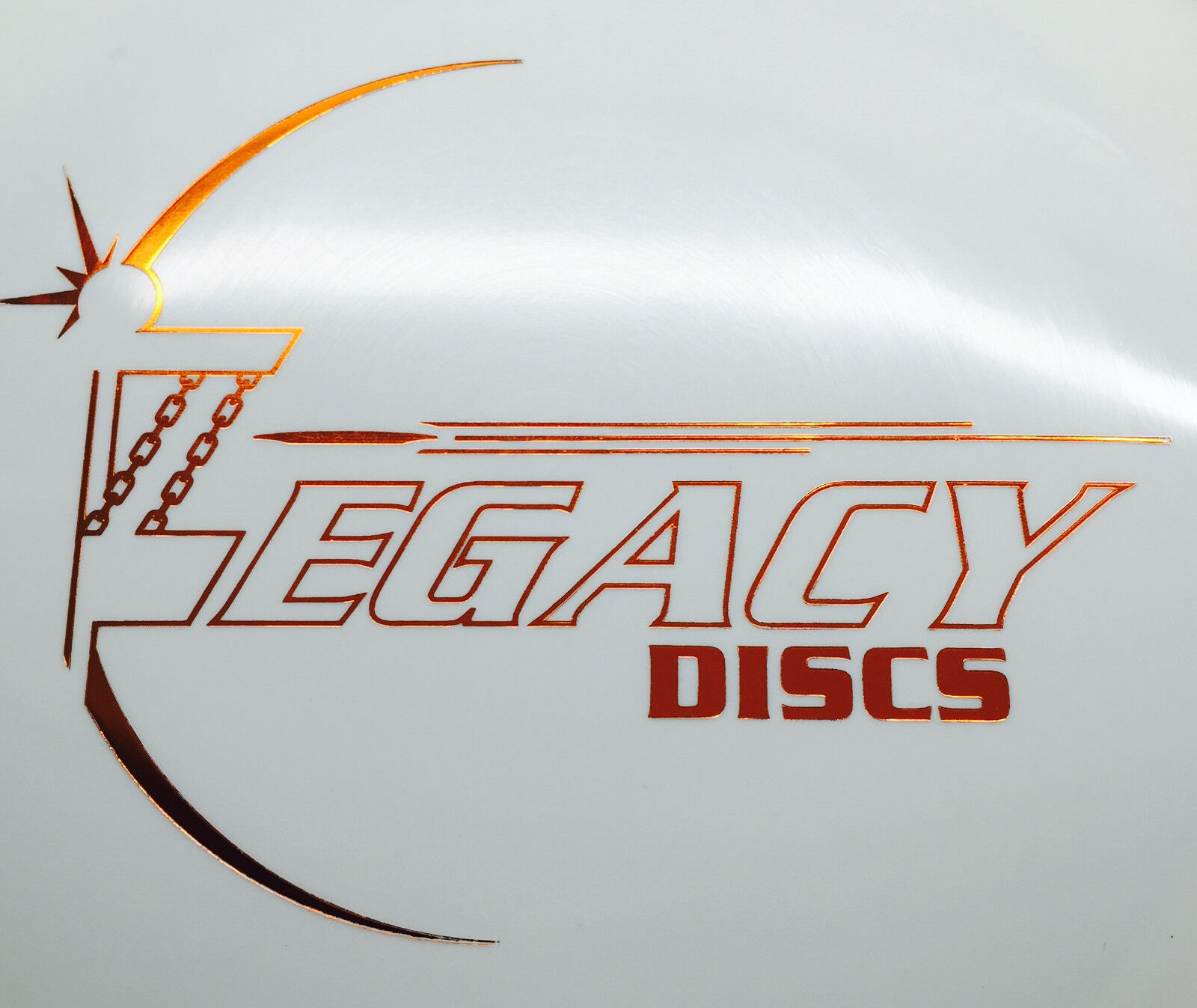Disc Golf - Legacy 1st Run Run 1st Icon Cannon- 175g Max Weight - New & Unthrown dfbde7