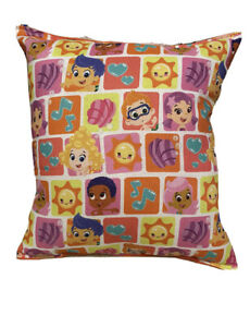 Bubble-Guppies-Pillow-Bubble-Guppies-Tic-Tac-Design-2021-Pillow-Handmade-in-USA