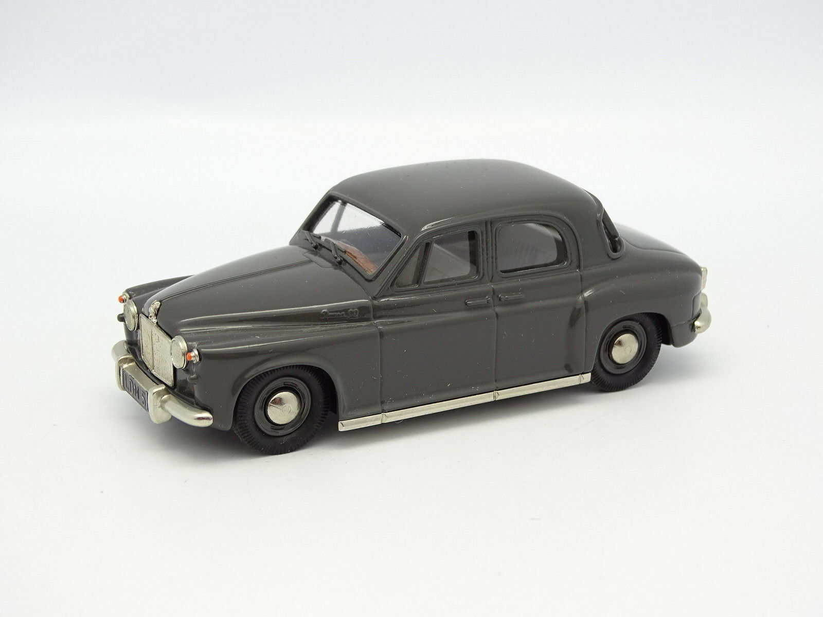 Lansdowne Models 1 43 - Rover P4 90 1957 grigioe