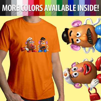 Toddler Kid Tee Youth T-Shirt Disney Toy Story Mr Mrs Potato Head Couple Funny