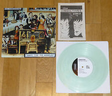 """THE VINDICTIVES Party Time For Assholes 10"""" CLEAR VINYL screeching weasel.queers"""