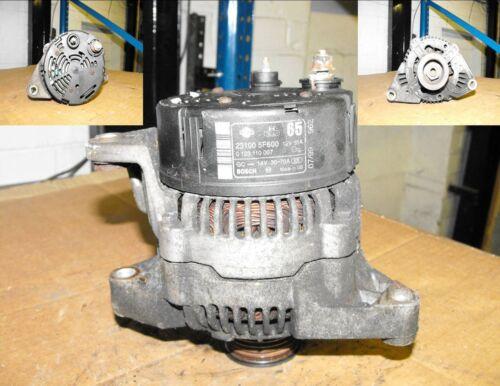 Nissan micra alternator 1.3 petrol 1993 1994 1995 1996-2001 bosch 0123110007