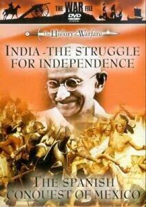 History-Of-Warfare-India-The-Struggle-For-Independence-DVD-Region-2