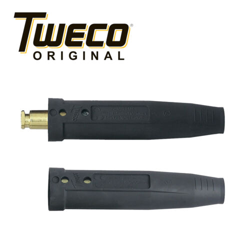 Tweco 2-MPC Male x Female Cable Connector For Sizes 1//0 2//0 3//0 4//0 94251200