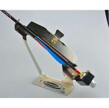 DIY Carbon Fiberglass Arrow Aluminum Archery Fletching Jig Helix Adjustable Tool