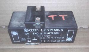 AUDI-TT-Relais-du-ventilateur-de-radiateur-EQ102G-1J0919506M-898972000