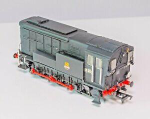 Golden Arrow , OO Gauge, Southern Railway Maunsell 1937 Diesel Shunter BR Black