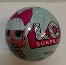 Authentic LOL Surprise Series 1 Wave 1 Doll Diva Ball Big Sisters Retired NEW