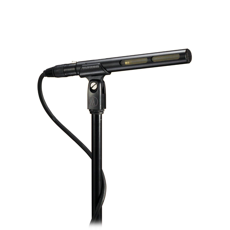 Audio-Technica AT875R Line + Gradient Condenser Microphone U.S Authorized Dealer