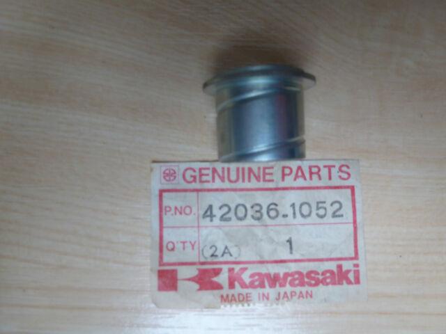 KAWASAKI KX 125-250-500 BRACE AR REAR BRAKE HUB SLEEVE NEW NOS 42036-1052