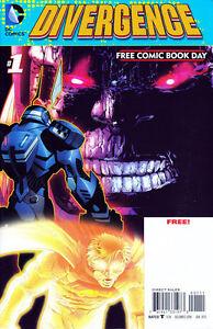 Divergence-FCBD-1st-app-of-Grail-Darkseid-Daughter-DC-1st-Print-UNSTAMPED-NM