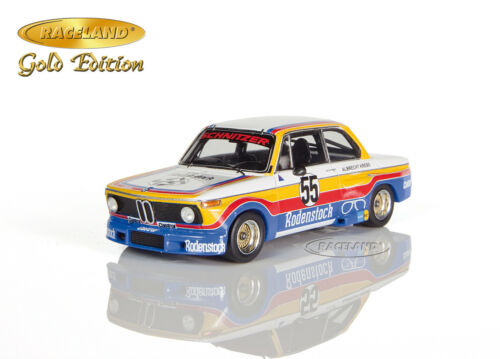 BMW 2002 Rodenstock 4° DRM Hockenheim 1976 Albrecht Krebs, Raceland Spark 1:43