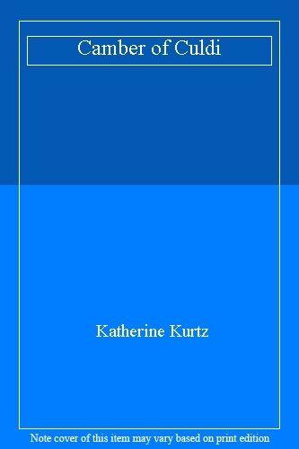 Camber of Culdi By Katherine Kurtz
