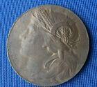 Souvenir De L'exposition Universelle 1900 ,médaille Signé Daniel Dupuis