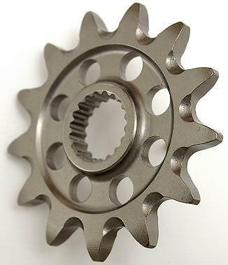 YAMAHA WRF 450 03 - ON Supersprox Front Steel Grooved Sprocket 13 Teeth