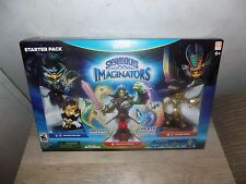 Skylanders Imaginators Starter Pack Wii U includes Game BRAND NEW!!