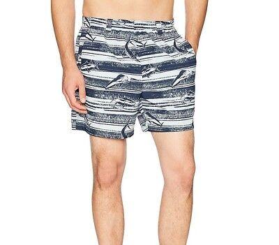 """XL 2XL Columbia Men/'s Backcast II Fish Hooks PFG 6/"""" Nylon Fishing Shorts UPF 50"""