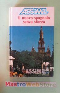 IL-NUOVO-SPAGNOLO-SENZA-SFORZO-ED-1991-ASSIMIL-L122