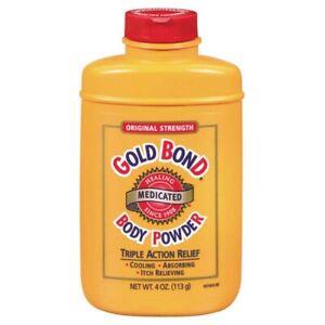 Gold Bond Med. Powder 4 oz