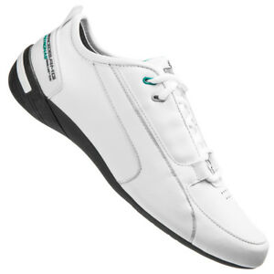 puma grand cat mercedes amg petronas herren sneaker. Black Bedroom Furniture Sets. Home Design Ideas