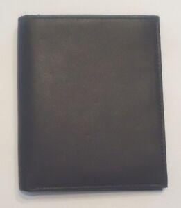 ef65de8a80c0 Details about Men's Lexus Tall Hipster Genuine Leather Wallet,Brown