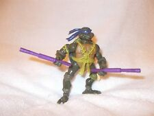 Teenage Mutant Ninja Turtles Action Figure 2006 Paleo Dino Bike Donatello 5 inch