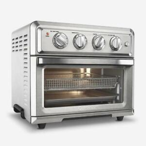 Cuisinart Air Fryer Toaster Oven CTOA-60 (Refurbished)